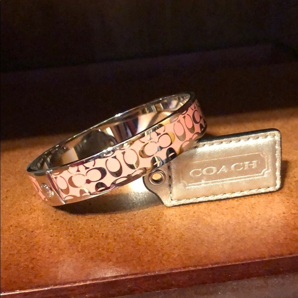 Authentic Vintage Coach Bangle Bracelet